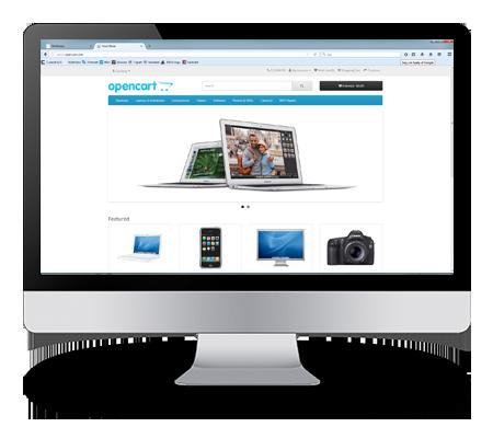 Opencart Webshop
